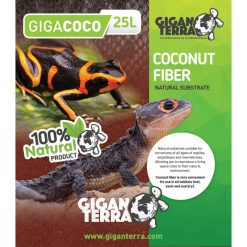 GiganTerra GigaCoco Morzsolt kókuszrost talaj | 25L