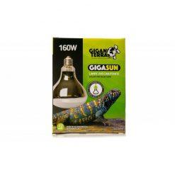 GiganTerra Gigasun UVB és melegítő izzó | 160W