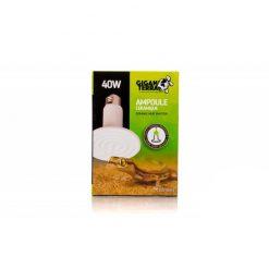 GiganTerra Ceramic Heat Lamp Kerámia melegítő | 40W