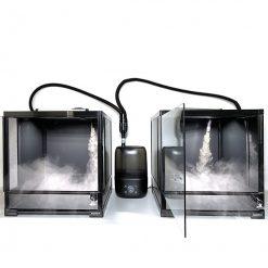 HabiStat Humidifier Dual Outlet Elosztó digitális párásítóhoz