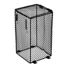 HabiStat Heater Guard Hőálló szögletes védőrács izzókhoz | 24 cm