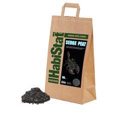 HabiStat Sedge Peat Substrate Tőzeg talajkeverék | 10L