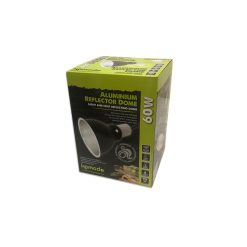 Komodo Aluminium Reflector Dome Lámpabúra | 60W