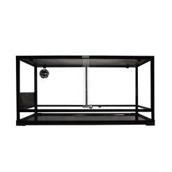 Komodo Glass Terrarium Flat Packed Fekvő terrárium