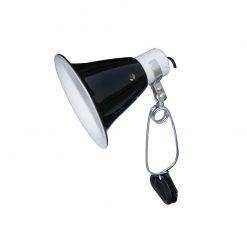 Komodo Dome Clamp Lamp Fixture | S
