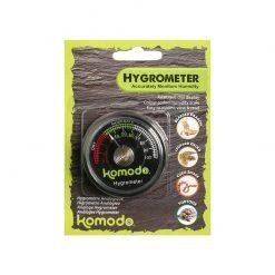 Komodo Hygrometer Analóg terráriumi páramérő