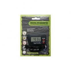Komodo Hygrometer Digital - Digitális páramérő
