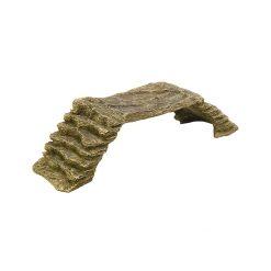 Komodo Basking Platform Ramp Sandstone Búvóhely - Homokkő