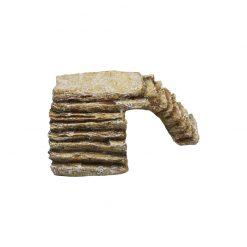 Komodo Basking Platform Sandstone Sarok búvóhely - Homokkő | L