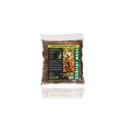 Komodo Habitat Moss 100% Sphagnum moha | 3L