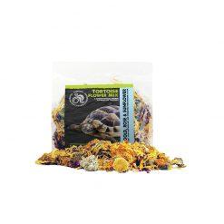 Komodo Tortoise Flower Mix Szárazföldi teknős eledel