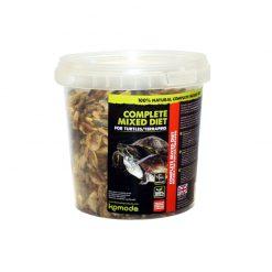 Komodo Complete Mixed Diet Vízi- és mocsári teknős eledel | 240g