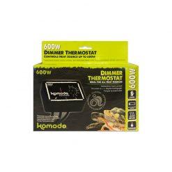 Komodo Dimming Thermostat 600W Hőmérséklet szabályzó termosztát