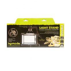 Komodo Light Stand Double Dupla fém lámpatartó terráriumokhoz