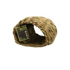 Komodo Grassy Hide Természetes fonott szalma búvóhely
