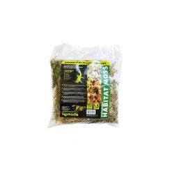 Komodo Habitat Moss 100% Sphagnum moha