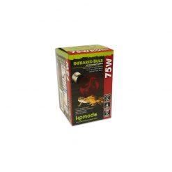 Komodo Infrared Spot Bulb Infravörös melegítő izzó | 75W