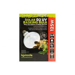 Komodo Solar D3 UV Basking Bulb