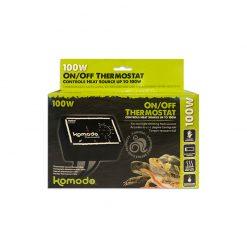 Komodo On/Off Thermostat 100W Hőmérséklet szabályzó termosztát