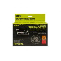 Komodo On/Off Thermostat 300W Hőmérséklet szabályzó termosztát