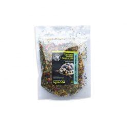 Komodo Tortoise Topper Fruit & Veg Szárazföldi teknős eledel