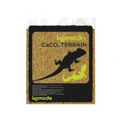 Komodo CaCo3 Sand Kalciumhomok terráriumba | Caramel