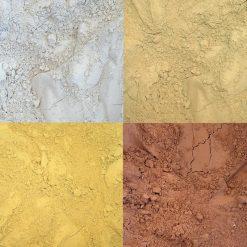 Kerf Lehmpulver Agyagpor ásóhomok készítéséhez