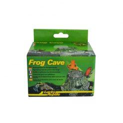 Lucky Reptile Frog Cave Peterakó barlang nyílméregbékáknak