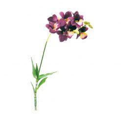 Lucky Reptile Lila orchidea száras művirág   40 cm