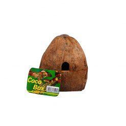 Lucky Reptile Coco Hide Box kókuszdió búvóhely