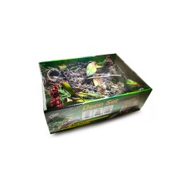 Lucky Reptile Life Experience Deco Set - Mantis