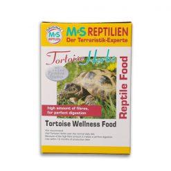 MS Reptilien szárazföldi teknős növénykeverék