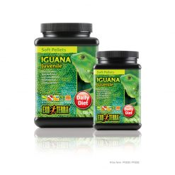 ExoTerra Iguana Pellets Juvenile