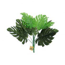 Reptiles-Planet Exotic Plant Philodendron műnövény