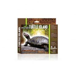 Reptiles-Planet Turtle Island Úszó teknős sziget | M