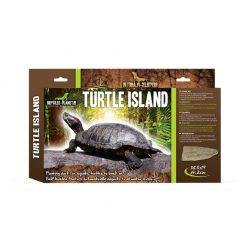 Reptiles-Planet Turtle Island Úszó teknős sziget | L