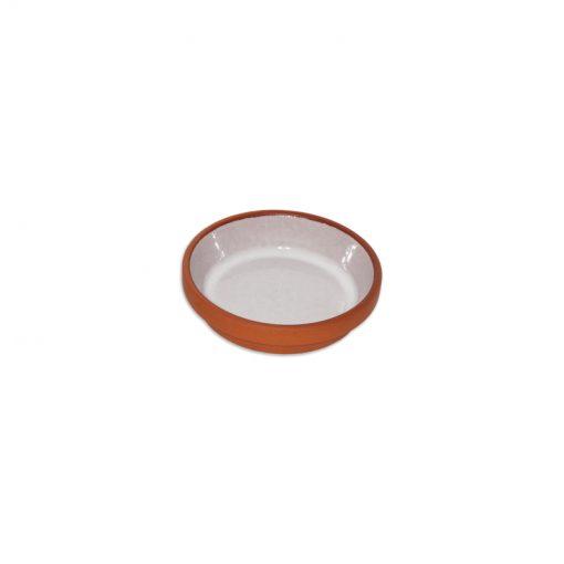 Bugs-World Waterbowl – Itatótál – Fehér | S