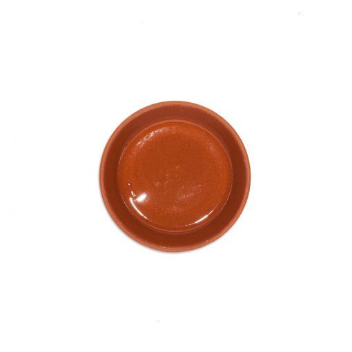 Bugs-World Waterbowl - Itatótál - Barna   L