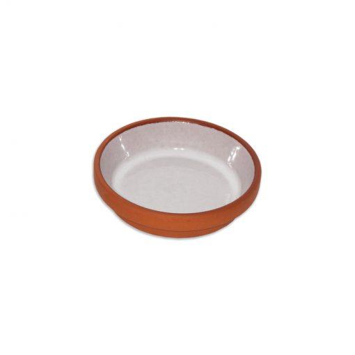 Bugs-World Waterbowl – Itatótál – Fehér   L