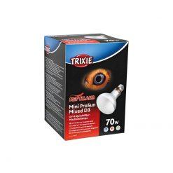 Trixie Mini ProSun Mixed D3 UVB és melegítő izzó egyben | 70W