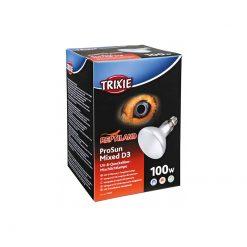 Trixie Mini ProSun Mixed D3 UVB és melegítő izzó egyben | 100W