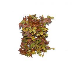 Bugs-World Leveles szőlőinda műnövény | Zöld-bordó