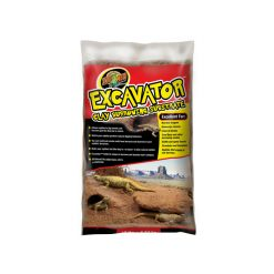 ZooMed Excavator Clay Burrowing Substrate - Ásóhomok | 4,5 kg