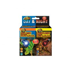 ZooMed Day + Night Combo Pack - Éjszakai és nappali izzó