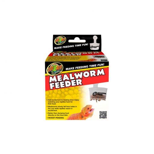 ZooMed Hanging Mealworm Feeder – Lisztkukac adagoló
