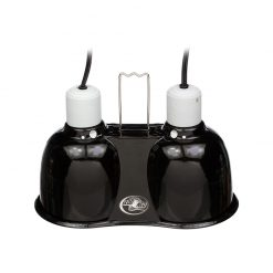 ZooMed Mini Combo Deep Dome lámpatest