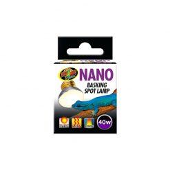ZooMed Nano Basking Spot melegítő izzó | 40 W