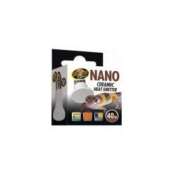 ZooMed Nano Ceramic Heat Emitter Porcelán melegítő