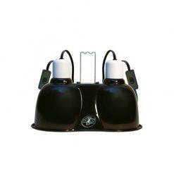 ZooMed Nano Combo Dome dupla lámpatest akasztóval