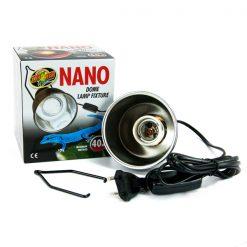 ZooMed Nano Dome lámpatest akasztóval